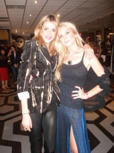 Paola Ortiz Moore & Marina O Silver.