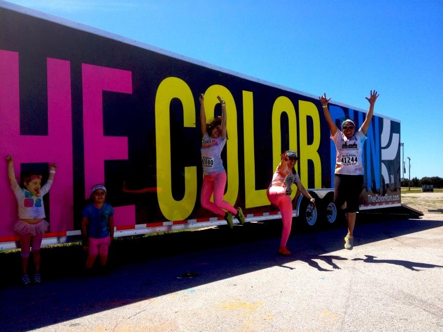 the color run austin texas