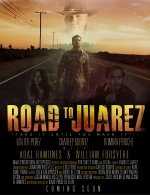 ROAD TO JUAREZ Premier en ATX!