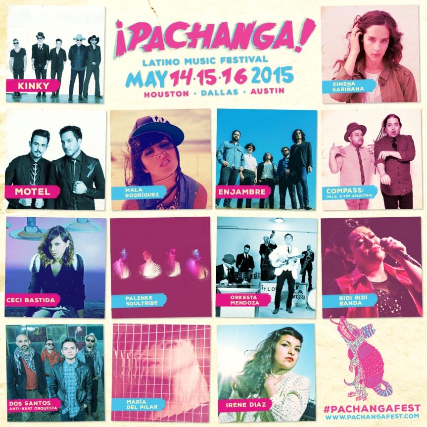 Pachanga Fest 2015