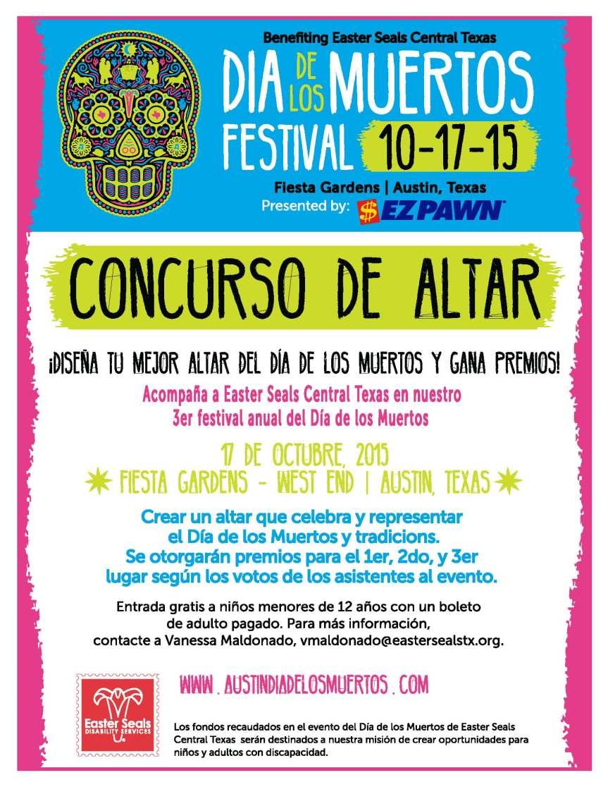 Festival de dia de losMuertos