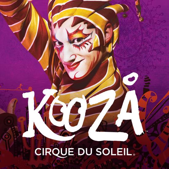KOOZA Cirque du Soleil en AustinTX
