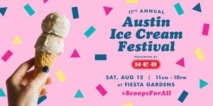 Austin Ice Cream Festival2017
